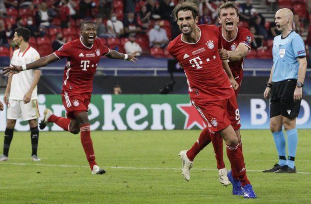 Quadruplé exceptionnel : Le Bayern Munich remporte la Supercoupe d'Europe !